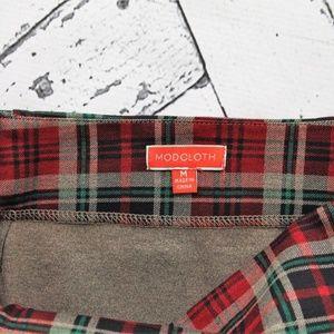 ModCloth Skirts - Modcloth Tiered Ruffle Pencil Skirt